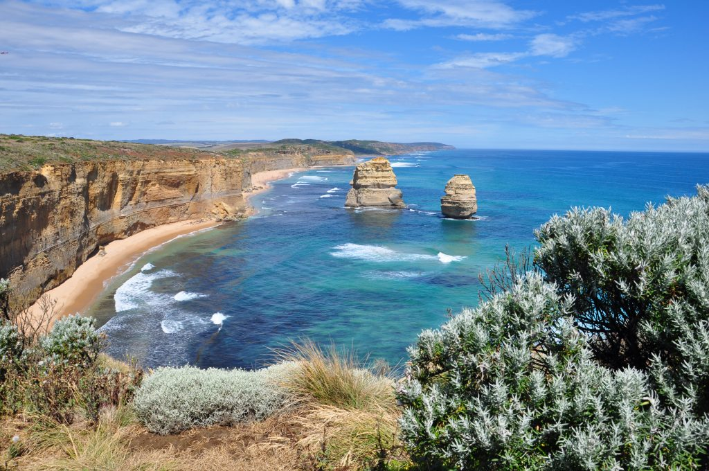 Final destination on the Great Ocean road 12 Apostles