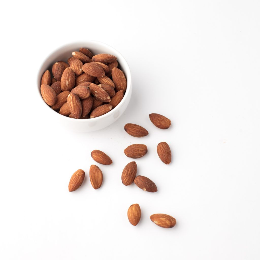 Almonds and Sunset almonds