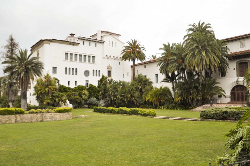 Visit the Courthouse if you have one day in Santa Barbara