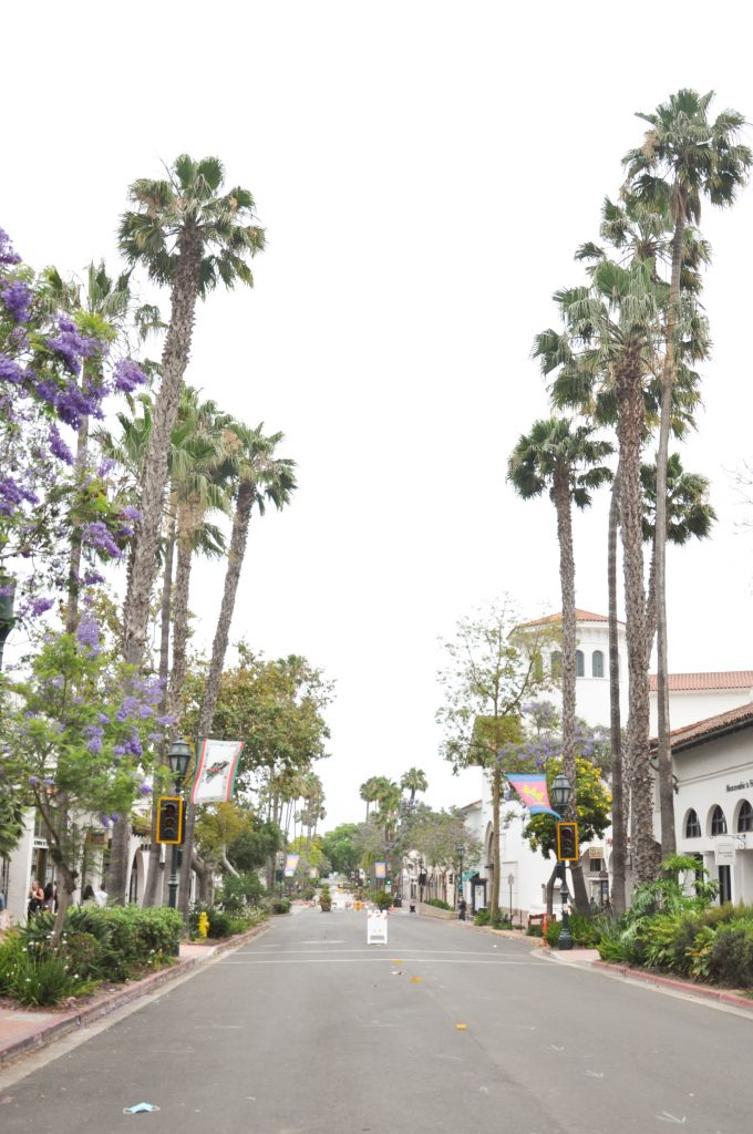 Visit State Street if you are one day in Santa Barbara