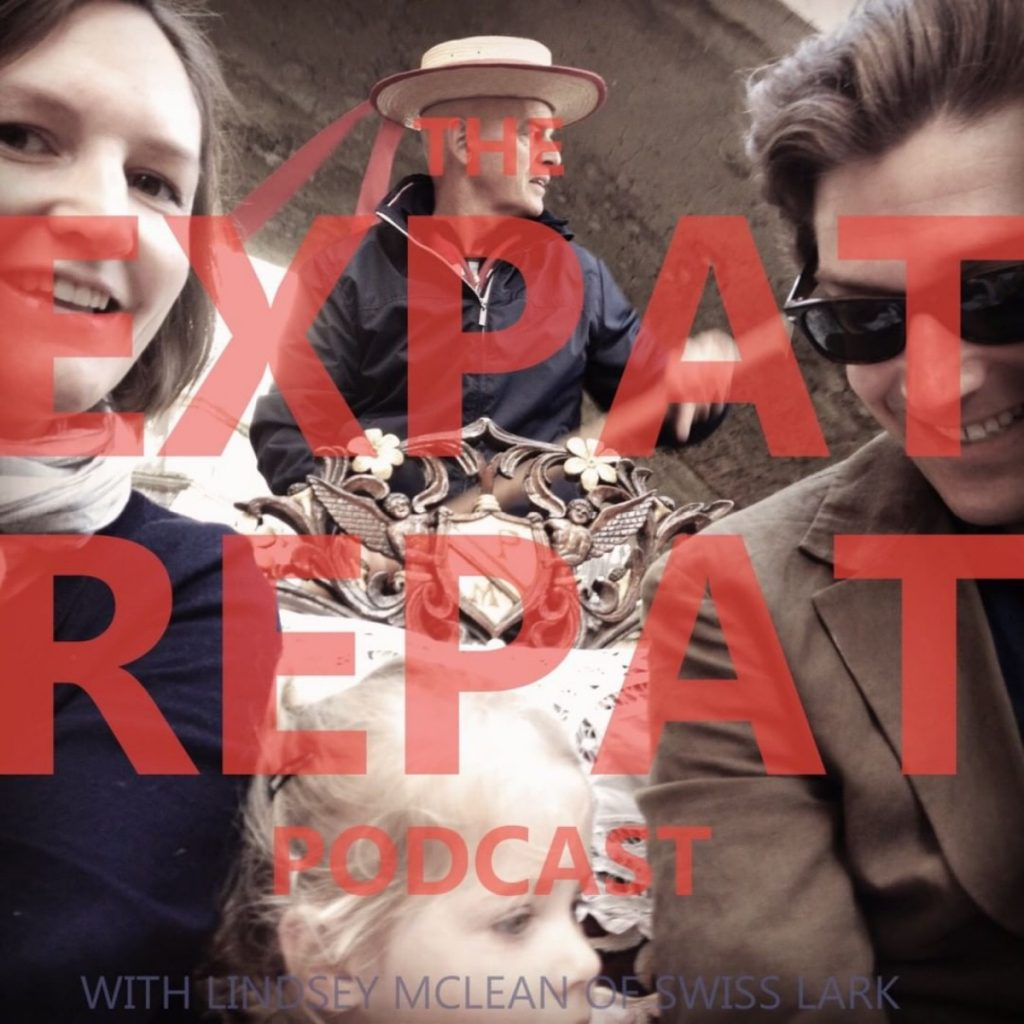 Expat Repat Podcast one of best Expat Podcasts 2020
